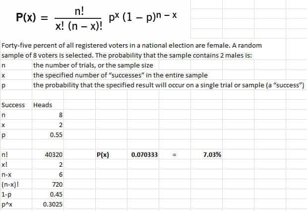 binomial successes 3