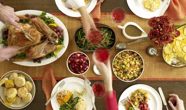 Thanksgiving updates