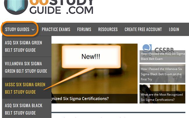 Six Sigma Study Guide, Six Sigma Exam Questions, LSS ...